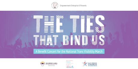 The Ties That Bind Us: A Night of Inspirational and Empowering Music tickets