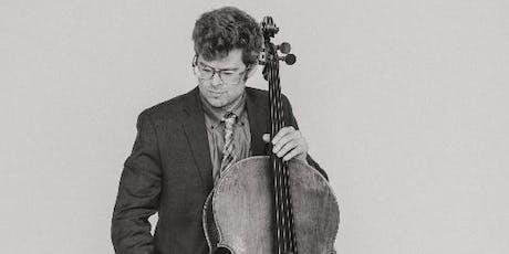 Nathaniel Pierce, ténor et violoncelliste billets
