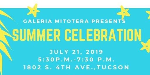 Summer Celebration: Read, Create, Shop & Chill