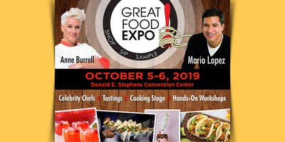 Great Food Expo, Chicago October 5-6, 2019