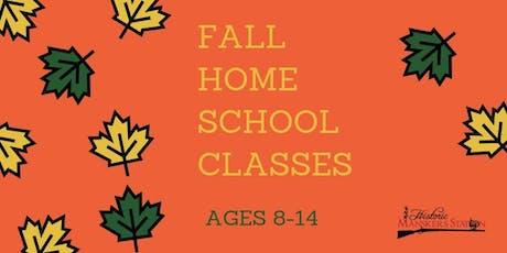 Homeschool Program:  Mix Media Class tickets