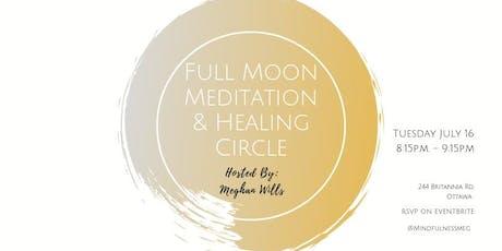 Full Moon Meditation & Healing Circle tickets