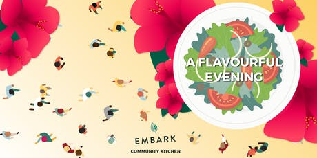 Embark's Community Kitchen: A Flavourful Evening billets