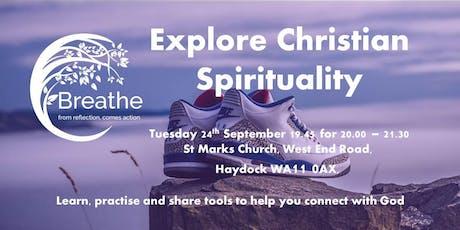 Explore Christian Spirituality tickets