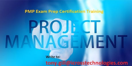 PMP (Project Management) Certification Training in Edmundston, NB tickets