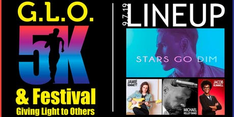 G.L.O 5K & Festival tickets