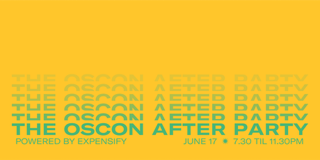 The Official OSCON After Party, Sponsored by Expensify tickets
