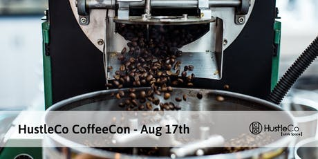 HustleCo CoffeeCon tickets