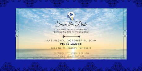 11th Annual MyGOAL Autism Gala tickets