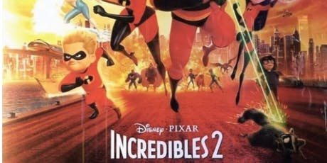 Join us for The Incredible 2 at John Carlyle Square Park! Outdoor Movie! tickets