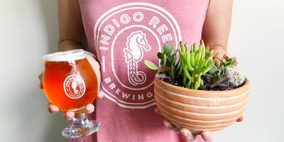 Plant Party at Indigo Reef Brewing Co
