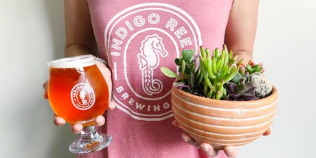Plant Party at Indigo Reef Brewing Co tickets