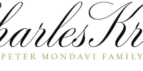 Charles Krug Winemaker Dinner tickets