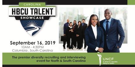 Carolina HBCU Talent Showcase tickets
