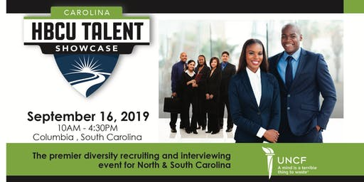Carolina HBCU Talent Showcase