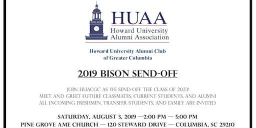 2019 Bison Send-Off