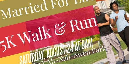 Married For Life GR Walk/Run