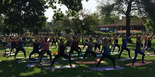 FREE barre3 in the park: outdoor summer series
