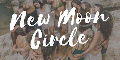 New Moon Circle with Linda Addis & Emily Atkinson