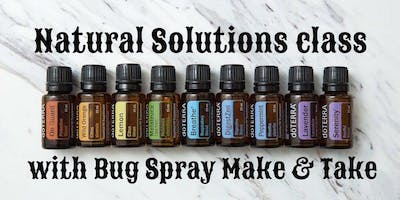 Summer Bug Relief Spray Make & Take Class