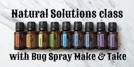 Summer Bug Relief Spray Make & Take Class tickets