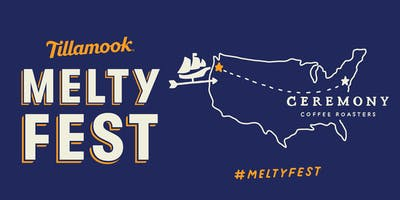 Melty Fest Tour: Ceremony Coffee Roasters – Harbor Point