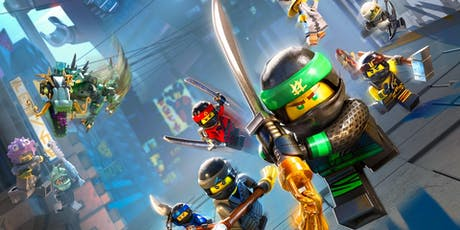 Ninjago Castles LEGO Workshop - Mill Play Cafe Halifax tickets