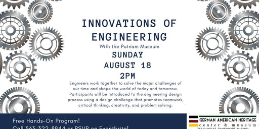 Innovations of Engineering