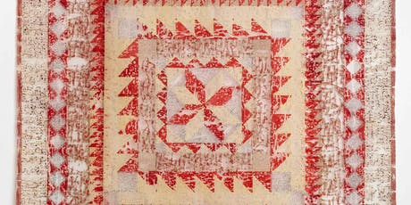 Mixed Media Textiles - A talk by Christine Chester tickets