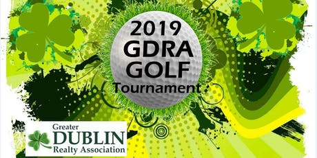 Greater Dublin Area Realty Association Golf Outing 2019 tickets