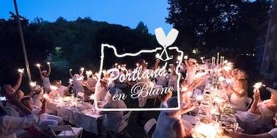 Portland en Blanc