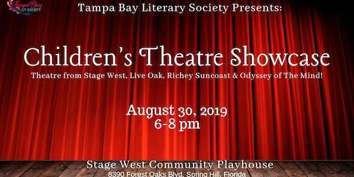 Tampa Bay Lit Society Children's Theatre Showcase