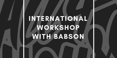 Afro House Spirit workshop International collaboration with BABSON tickets
