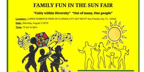 Family Fun in the Sun Fair tickets