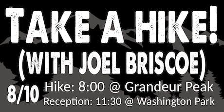 Take a Hike with Joel Briscoe tickets