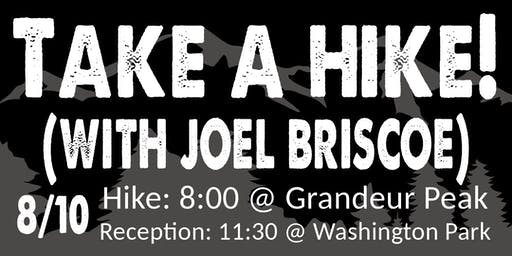 Take a Hike with Joel Briscoe