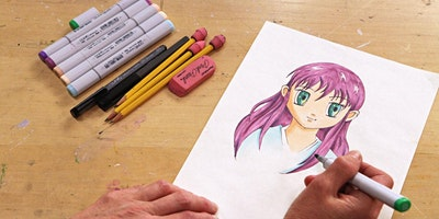 Cartooning & Anime: Ages 13-18