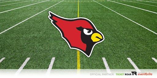 Mentor vs Strongsville FR Football