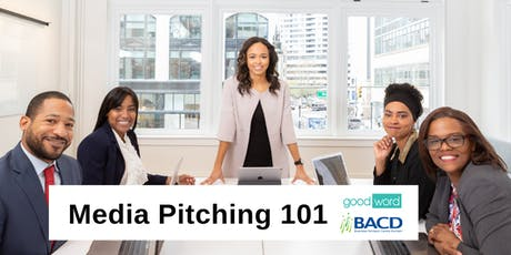 Media pitching 101: learning to pitch like a pro tickets