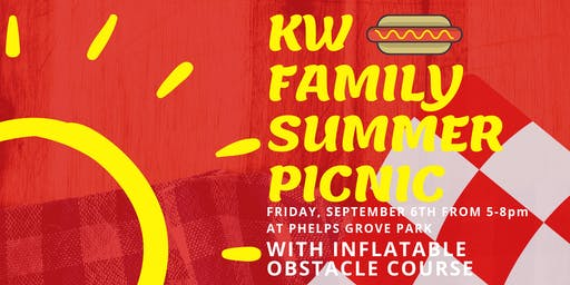 KW Family Summer Picnic