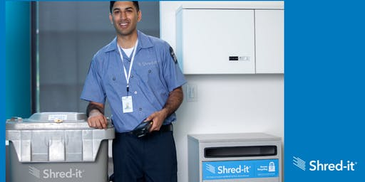 Shred-it Open House Interview Days | CDL & Non CDL Drivers | Baltimore