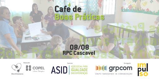 Café de Boas Práticas - Cascavel