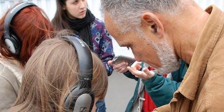 LISTEN:Make Your Own Sound Walk mini-app workshop tickets