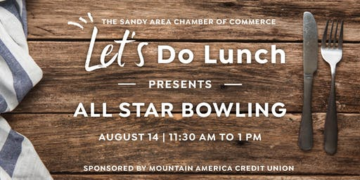 Let's Do Lunch: All Star Bowling