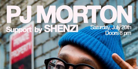 PJ Morton LIVE at The Ground tickets