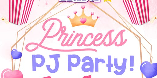 Princess PJ Party