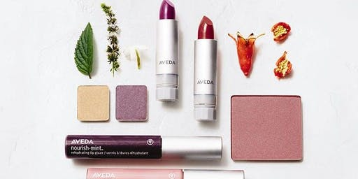 Aveda Beachwood Place Holiday Perfect Lip and Brow Bar 11.30.19
