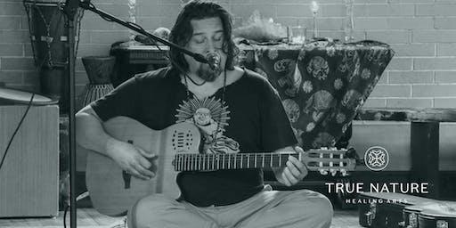 "Om Prana: Sonic Mediation w/ Pranavam Das (Lawrence ""Lipbone"" Redding)"