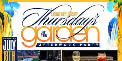 Afterwork Thursdays At The Garden @ Spyce Astoria