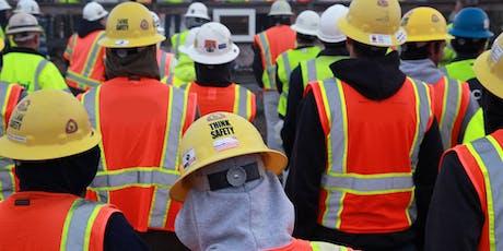 OSHA 30 Training tickets